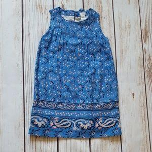 J. Crew Crew Cuts Girls Floral Dress | Size 5